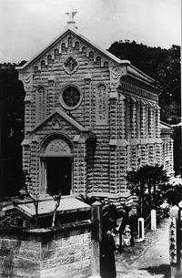 初代ザビエル聖堂